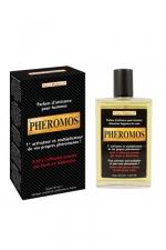 Parfum aphrodisiaque Pheromos - Un parfum d'attirance pour hommes.