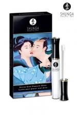 Gloss divin plaisir oral eau de coco - L'art du plaisir oral ultime, by Shunga!