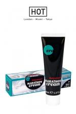 Long Power Marathon Cream - Crème retardante pour homme, pour des rapports sexuels qui durent plus longtemps.