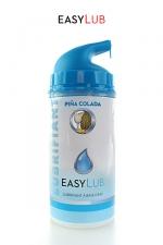 Lubrifiant intime parfumé EasyLub - Lubrifiant intime à base d'eau fabriqué en France, 6 parfums originaux au choix.